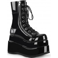 Bear Black Womens Platform Boot ShoeOodles Shoes for Women, Men and Children  Oodles of Shoes for Men, Women & Children