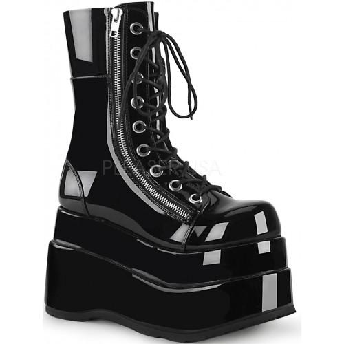 Bear Black Womens Platform Boot at ShoeOodles Shoes for Women, Men and Children,  Oodles of Shoes for Men, Women & Children