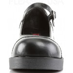 Crux Black Mary Jane at ShoeOodles Shoes for Women, Men and Children,  Oodles of Shoes for Men, Women & Children