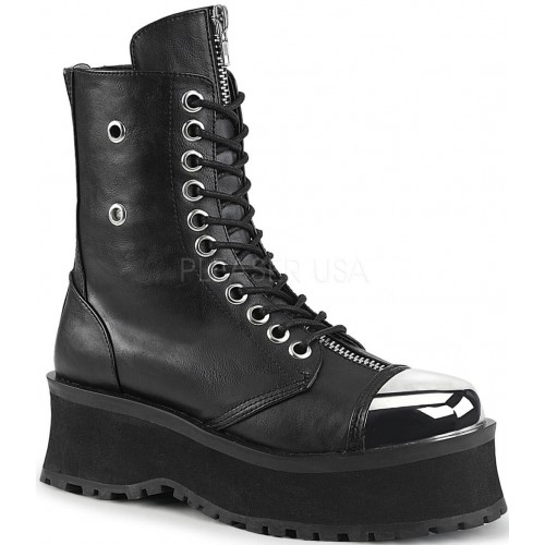 Gravedigger Mens Platform Ankle Boots at ShoeOodles Shoes for Women, Men and Children,  Oodles of Shoes for Men, Women & Children
