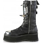 Gravedigger Mens Spiked Ankle Boots at ShoeOodles Shoes for Women, Men and Children,  Oodles of Shoes for Men, Women & Children