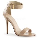 Amuse Cream Ankle Strap Sandal at ShoeOodles Shoes for Women, Men and Children,  Oodles of Shoes for Men, Women & Children