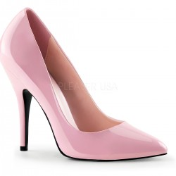 Baby Pink 5 Inch Heel Seduce Stiletto Pump ShoeOodles Shoes for Women, Men and Children  Oodles of Shoes for Men, Women & Children