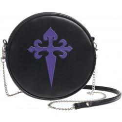 Gothic Cross Round Shoulder Bag ShoeOodles Shoes for Women, Men and Children  Oodles of Shoes for Men, Women & Children