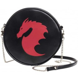 Dragon Round Shoulder Bag ShoeOodles Shoes for Women, Men and Children  Oodles of Shoes for Men, Women & Children