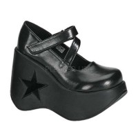 Dynamite Star Womens Mary Jane