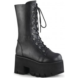 Ashes Womens Mid-Calf Platform Combat Boot ShoeOodles Shoes for Women, Men and Children  Oodles of Shoes for Men, Women & Children
