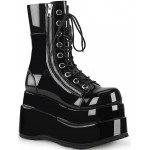 Bear Black Womens Platform Boot at ShoeOodles Shoes for Women, Men and Children,  Oodles of Shoes for Men, Women & Children
