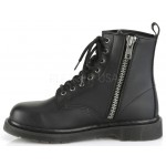 Bolt Mens Combat Ankle Boot at ShoeOodles Shoes for Women, Men and Children,  Oodles of Shoes for Men, Women & Children