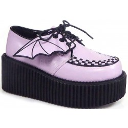 Pink Bat Wing Creepers for Women ShoeOodles Shoes for Women, Men and Children  Oodles of Shoes for Men, Women & Children