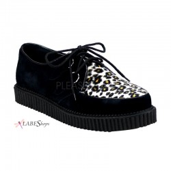 Leopard Mens Creeper Loafer ShoeOodles Shoes for Women, Men and Children  Oodles of Shoes for Men, Women & Children