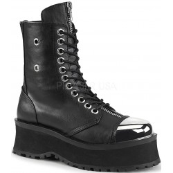 Gravedigger Mens Platform Ankle Boots ShoeOodles Shoes for Women, Men and Children  Oodles of Shoes for Men, Women & Children