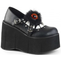 Kera Monster Platform Wedge Womens Shoe
