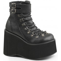 Kera Black Platform Ankle Boots ShoeOodles Shoes for Women, Men and Children  Oodles of Shoes for Men, Women & Children