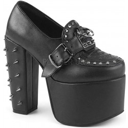 Torment Studded Platform Gothic Loafer ShoeOodles Shoes for Women, Men and Children  Oodles of Shoes for Men, Women & Children