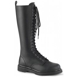 Bolt Mens Knee High Combat Boots ShoeOodles Shoes for Women, Men and Children  Oodles of Shoes for Men, Women & Children