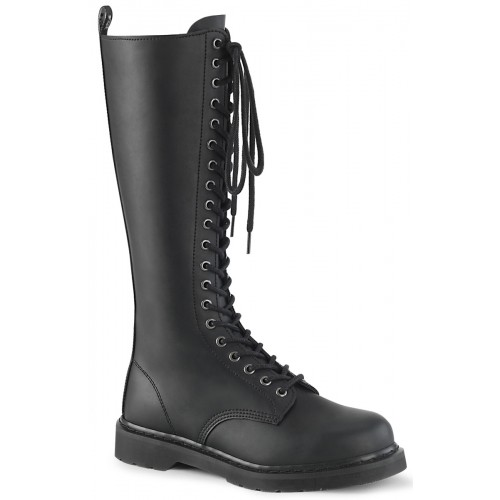 Bolt Mens Knee High Combat Boots at ShoeOodles Shoes for Women, Men and Children,  Oodles of Shoes for Men, Women & Children