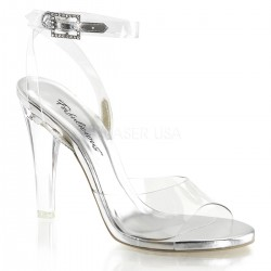 Clearly Beautiful Ankle Strap Sandal ShoeOodles Shoes for Women, Men and Children  Oodles of Shoes for Men, Women & Children