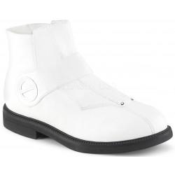 Clone White Stormtrooper Ankle Boots ShoeOodles Shoes for Women, Men and Children  Oodles of Shoes for Men, Women & Children
