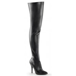 Pretty Woman Seduce Black Thigh High Boots ShoeOodles Shoes for Women, Men and Children  Oodles of Shoes for Men, Women & Children