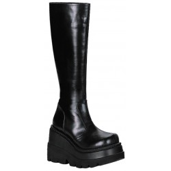 Shaker Platform Knee High Womens Boot ShoeOodles Shoes for Women, Men and Children  Oodles of Shoes for Men, Women & Children