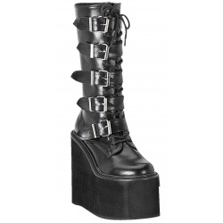 Swing Womens Platform Mid-Calf Boots ShoeOodles Shoes for Women, Men and Children  Oodles of Shoes for Men, Women & Children