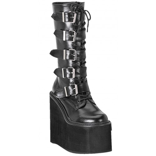 Swing Womens Platform Mid-Calf Boots at ShoeOodles Shoes for Women, Men and Children,  Oodles of Shoes for Men, Women & Children