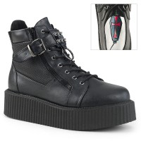 Creeper-566 O-Ring Platform Oxford by Demonia